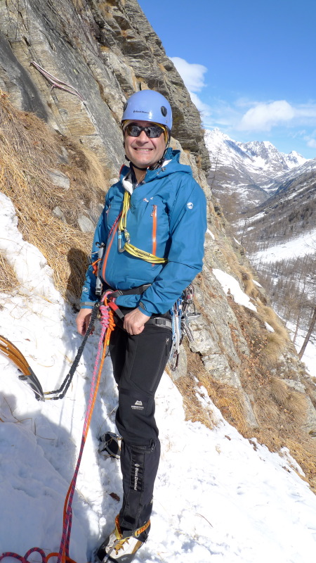 Montane Atomic Stretch DT Jacket and Pants – Climbing Gear ...