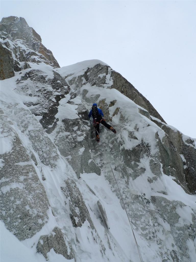Chamonix Climbing 2