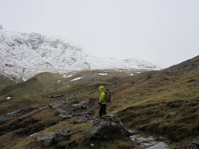 haglofs Spire winter