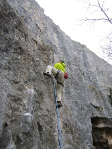 Haglofs Spire Jacket - great for those windy climbing days.