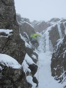 A good winter climbing jacket, just watch out for those ice screws!