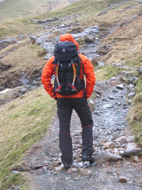 Hagl 246 Fs Roc 35 Pack Climbing Gear Review Climbing Gear