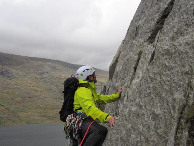 Haglofs Spire Jacket - good for all mountain activities.