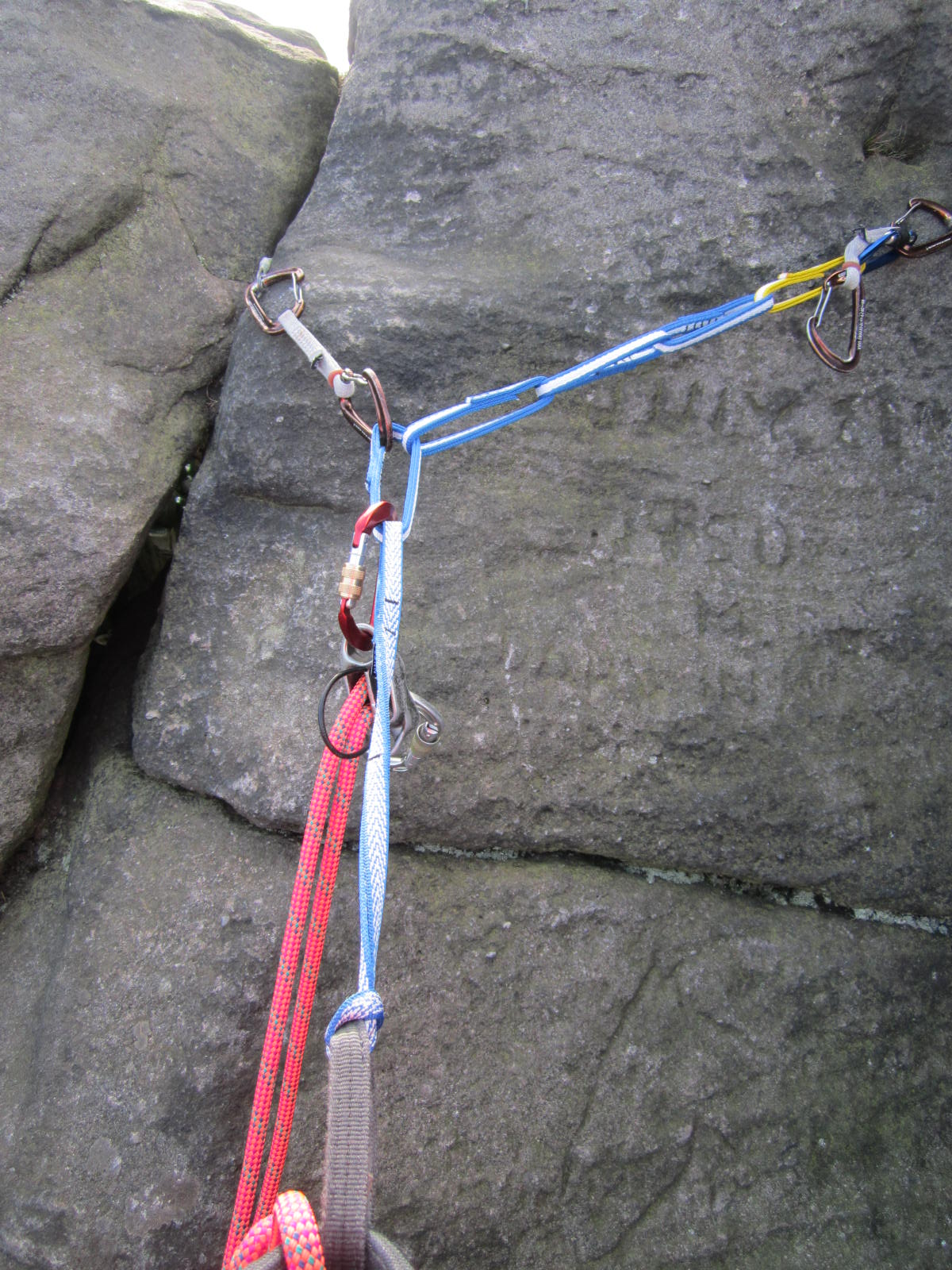 Personal Anchor Systems A Cgr Buyers Guide Climbing