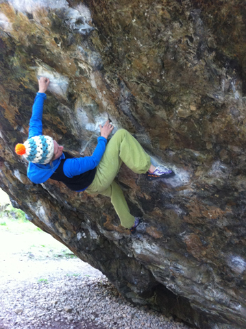 A great lasting, all round climbing shoe.