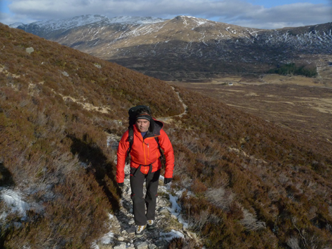 The Nab proved a 'wear all day' jacket. Very versatile for all mountain sports.