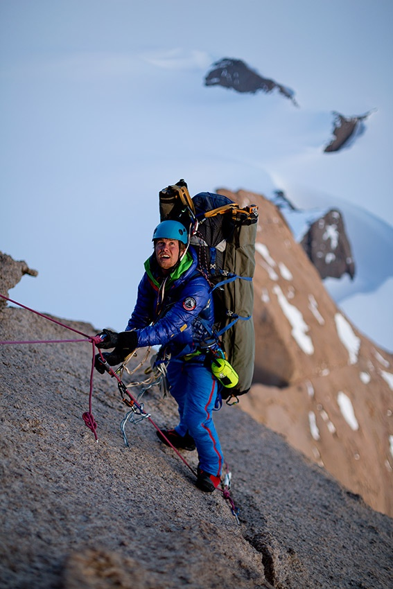 The Last Great Climb is the latest offering from film make r Alastair Lee.