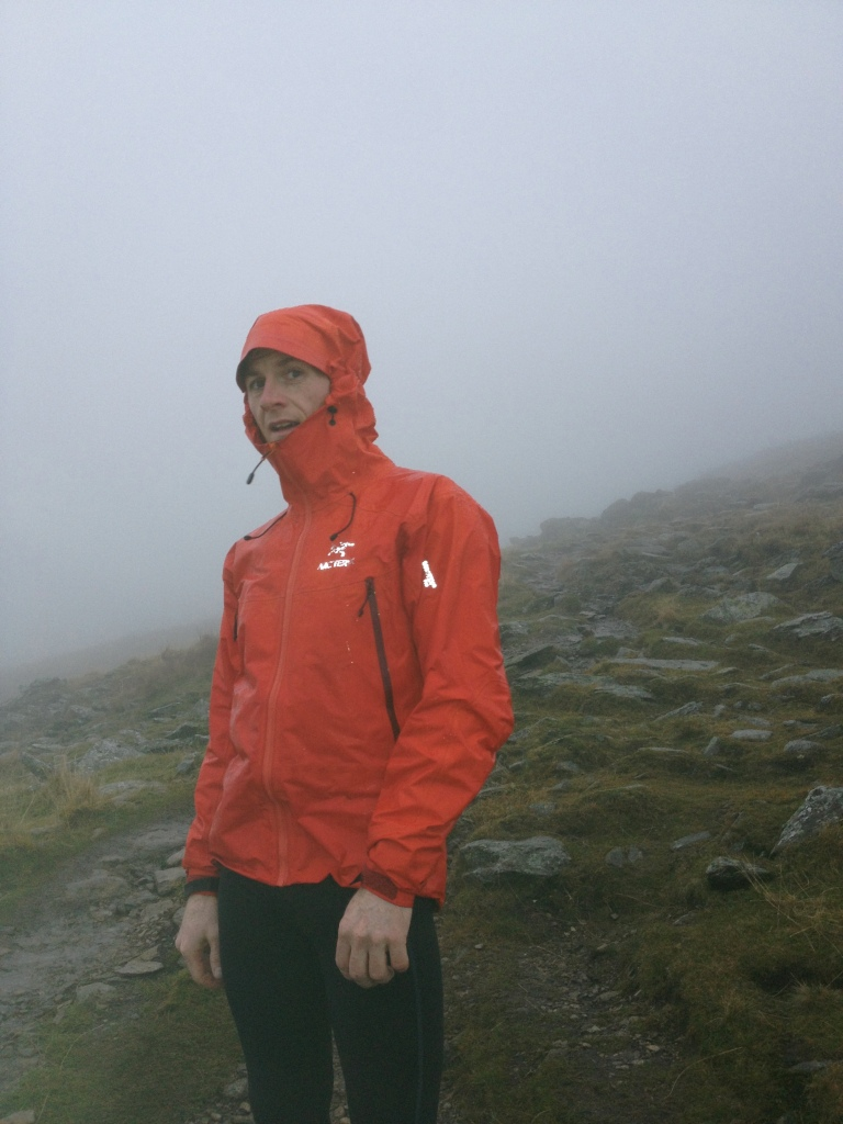 The Beta LT jacket is light, breathable, well cut and has a great hood. It's as perfect for activities like fell running in foul weather, as it is for mountaineering and alpine climbing.