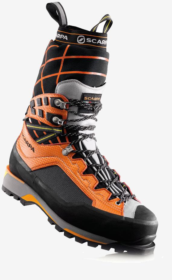 Scarpa Rebel Ultra Gore Tex Boot Climbing Gear Review