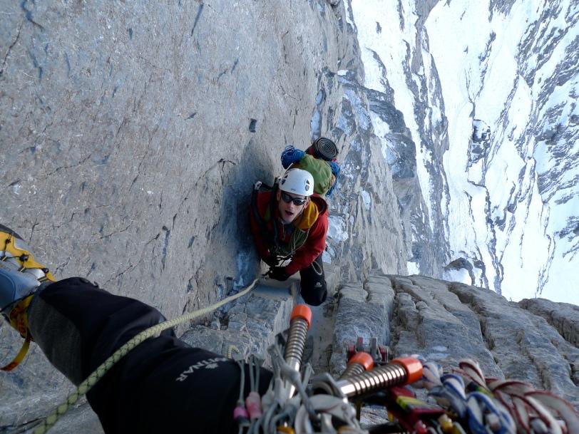 Jöttnar Vanir Salopette - won't let you down in demanding mountain environments.