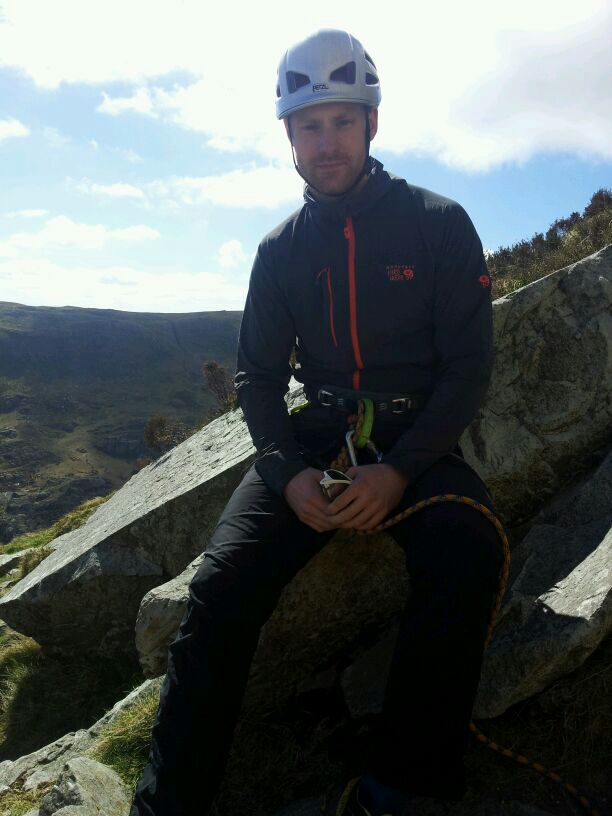 Mountain Hardware Super Chockstone Jacket