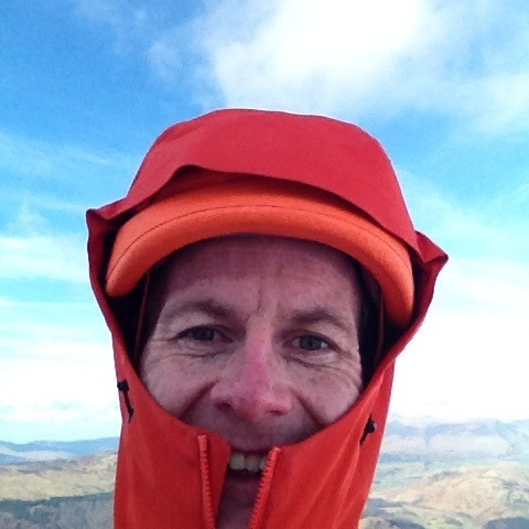 Arc'teryx Alpha Comp Hoody - an awesome helmet compatible hood.