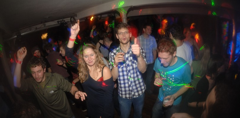 The RAB party is ure to provide plenty of opportunities to socialise, sample the local ale and maybe even get on the dance floor!