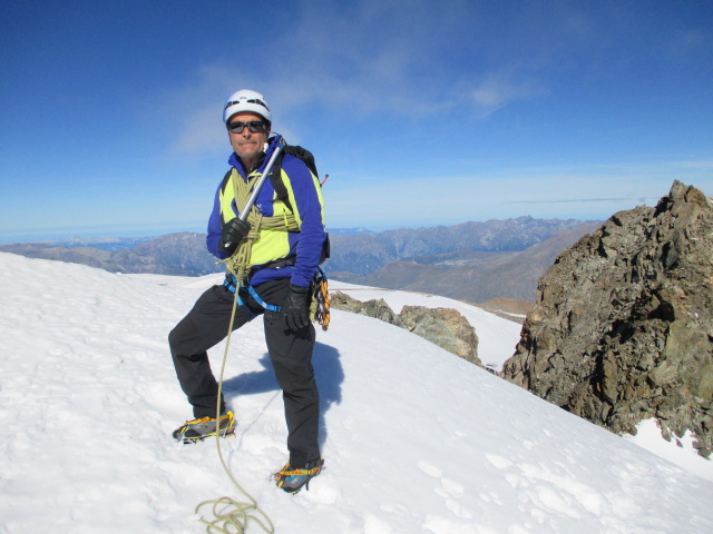 The Rugged Mountain Pants II were great for alpine climbing.