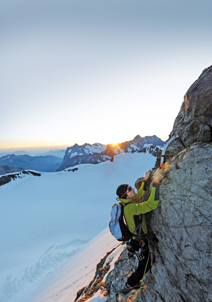 High calibre alpinist, Ueli Steck is confirmed as one of the speakers this year.