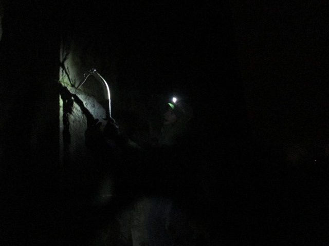 headtorch feature shot