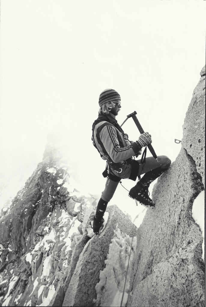 Jeff Lowe on the 2nd Ascent of Ama Dablam in 1979