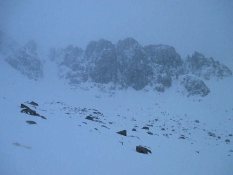 Stob Coire Nan Lochan, 9am Saturday 20th December 2014