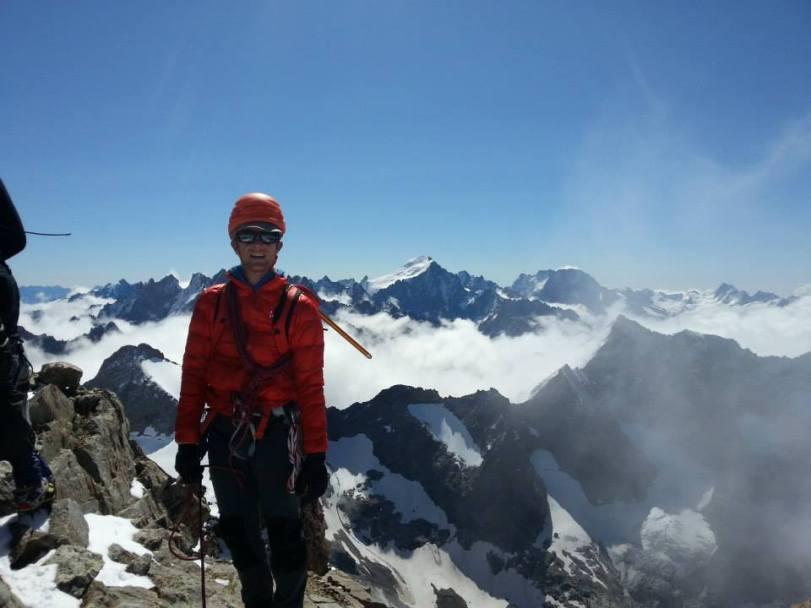 Haglöfs L.I.M. Essens Jacket - versatile lightweight down insulation. Great for that extra boost on alpine summits.