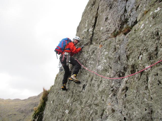 La Sportiva Trango Cube rock climbing