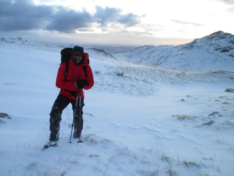 The Sherpa Lapka Rita is a great winter hardshell.