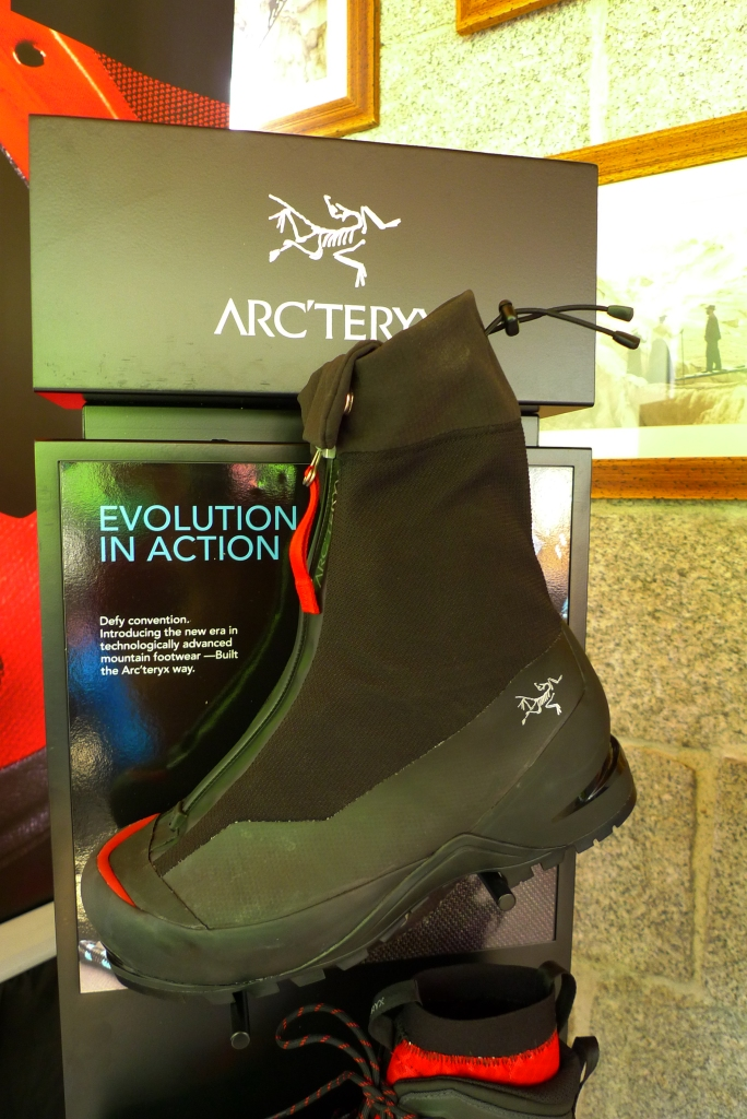 Arc'teryx Acrux AR Gore Tex  - coming soon!