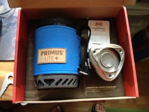 The Primus Lite+ is a great compact stove and engineered well.