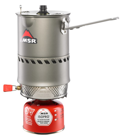 MSR Reactor_Stove_Systems
