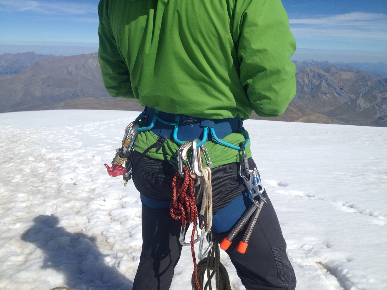Klettergurt Arcteryx Ar 395a : Arc teryx ar a harness review climbing gear reviews