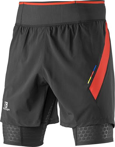 salomon s lab exo twin skin shorts