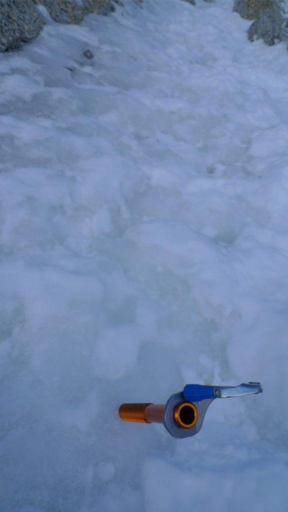 Petzl Laser Speed Light Ice Screw