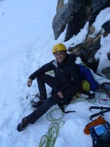 The Dannah Alpine jacket was perfect for ice climbing. Really breathable for high activity.