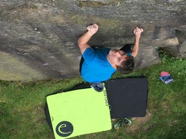 Edelrid climb 1