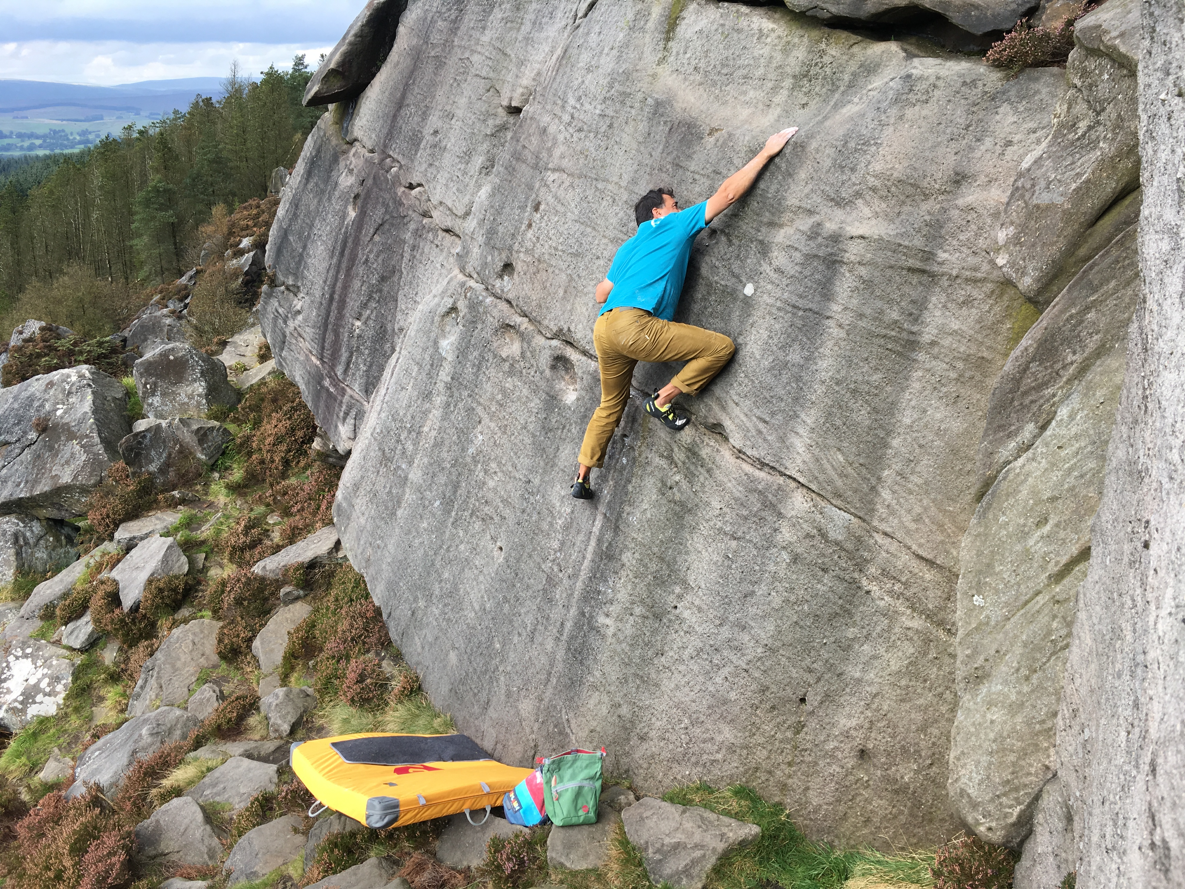 Ultimate Guide To Bouldering Crashpads 2018 Climbing