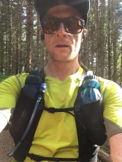 Norwegian forest trails