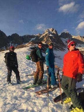 On Test - Dolomites, Italy