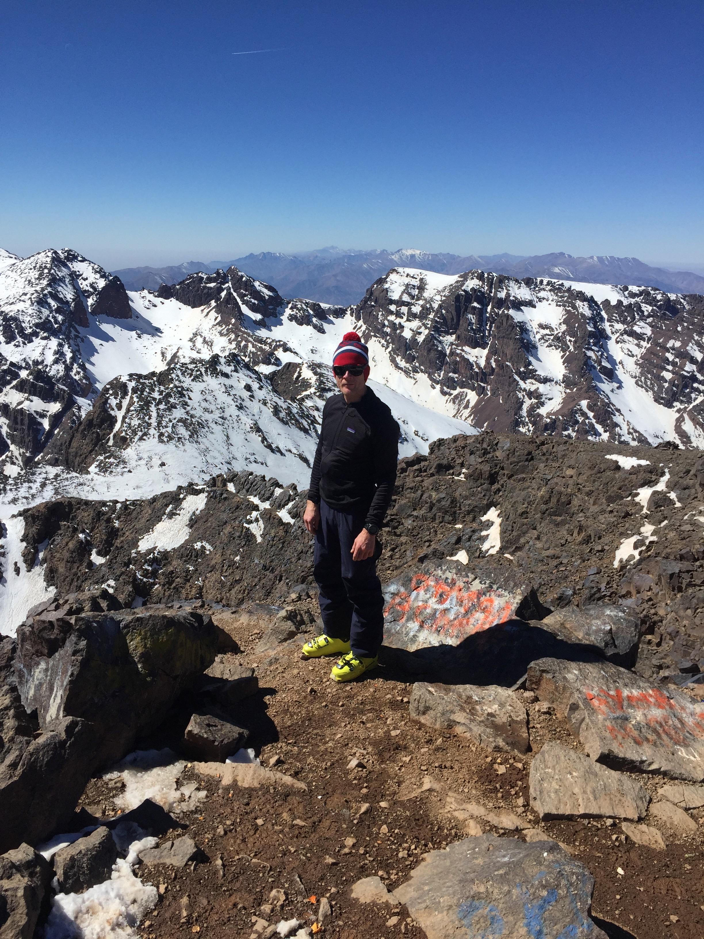 R1 ski summit